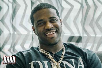 "Watch Studio Footage Of A$AP Ferg Making His New Song ""East Coast"" With Remy Ma"