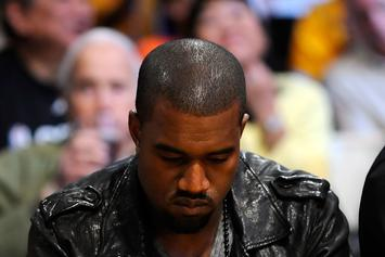 "Kanye West Dedicates Upcoming ""Lift Yourself"" Track To Ebro"