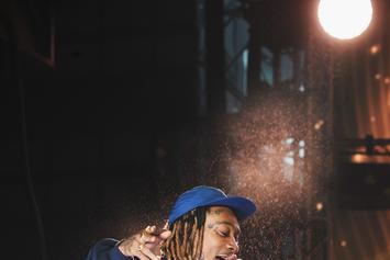 "First Week Sales Projections For Wiz Khalifa's ""Blacc Hollywood"""