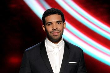 "Watch Drake Accept The ""Best International Male Solo Artist"" Award At The BRITs"