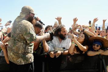 8 Times Action Bronson Wrecked Fans On Stage