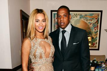 Photos: Jay Z & Beyonce Hit Up The Louvre, Pose With The Mona Lisa