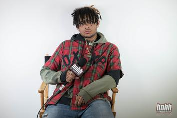 Smokepurpp Stops Show After Alleged J. Cole Fan Throws Water At Him