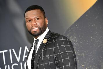 """50 Cent's Clowning Instagram Post Makes Hell Rell """"Get The Strap"""""""