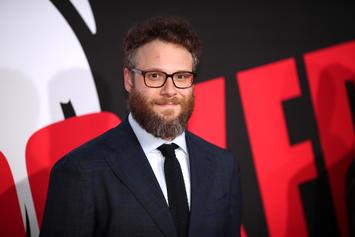 Seth Rogen Opens Up About His Career, Working While Stoned & James Franco