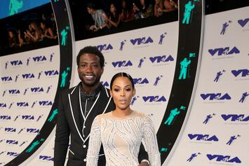 Gucci Mane & Fiance Keyshia Ka'oir Pose For GQ Style