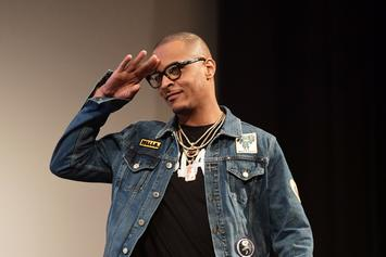 T.I. Shouts Out Michelle Wolf For Her Controversial White House Roast Session