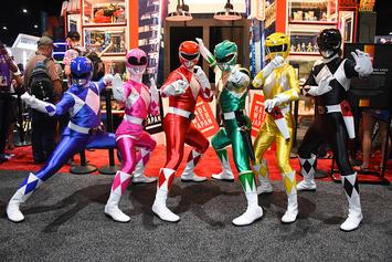 "Hasbro Buys ""Power Rangers"" And Other Saban Properties For $522 Million"