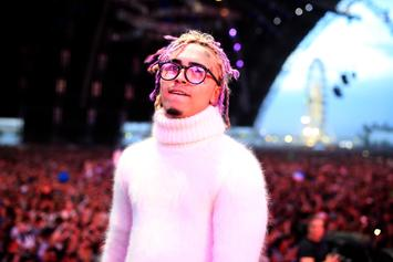 """Lil Pump Teases New Music Video For """"Boss"""""""