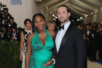 """Serena Williams """"Never Thought"""" She Would Marry A White Guy"""