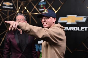 "Logic's ""Everybody"" Projected To Be #1 Album In The Country"