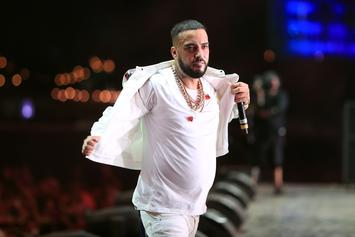 French Montana Loves Kanye West But Hates His Support For Trump