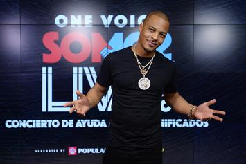 "T.I. Continues To Hold It Down For ""The People"" On The Breakfast Club"
