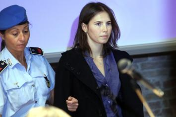 "Amanda Knox's Infamous Murder Trial & Being Called ""Foxy Knoxy"" Still Haunts Her"