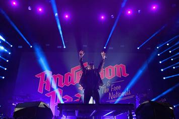 Anderson .Paak And The Free Nationals Announce New Album Dropping In 2017