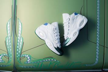 Curren$y x Reebok Question Collab Release Details Announced