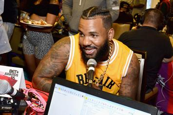 The Game Explains Why He Stands By Kanye West Despite Recent Behavior