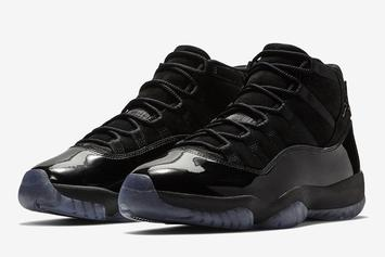 """Cap And Gown"" Air Jordan 11 Confirmed For May: Official Images"