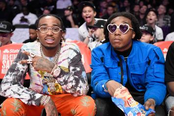 Quavo & Takeoff Buy YRN Lingo New Dodge Challenger For His 21st Birthday