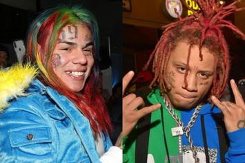 6ix9ine Fires Back After Trippie Redd Claims Responsibility For His Success