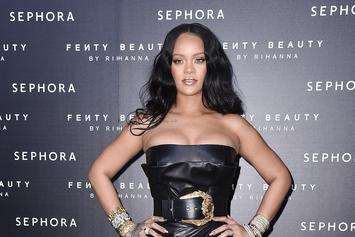 "Rihanna Continues To Model Lingerie Line With ""SAVAGE"" Instagram Countdown"