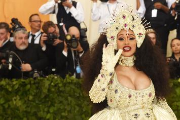 Cardi B's Security Allegedly Accused Of Vicious Beatdown Following Met Gala