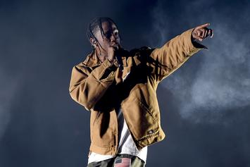 "Travis Scott Drops ""The Texas Chainsaw Massacre"" Limited Edition Merchandise"