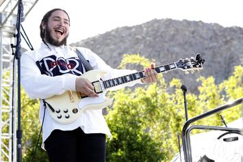 Post Malone Joins Band, Performs Elvis Presley Covers At A Nashville Bar