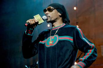 Snoop Dogg Has Words For Woah Vicky, Praises Childish Gambino & J. Cole