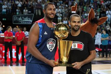 Tony Parker Wants To Play 20 NBA Seasons, With Or Without Spurs