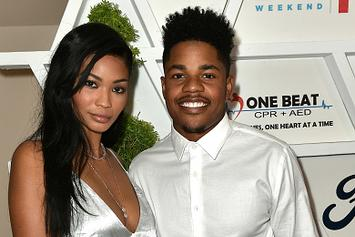 Sterling Shepard & Chanel Iman Announce New Baby With Mother's Day Post