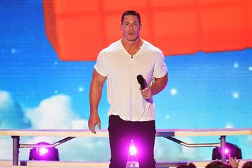 John Cena Debuts A New Look In The Wake Of Nikki Bella Breakup