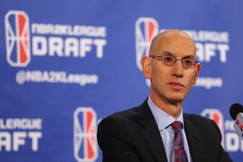 NBA Commissioner Adam Silver Threatened: 'Let Me Play Or I'll Kill You'