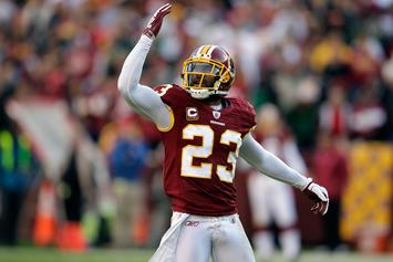 DeAngelo Hall Announces Retirement After 14 NFL Seasons