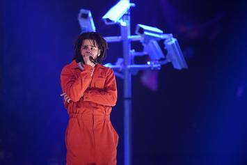 J. Cole Speaks On Breaking Records & kiLL Edward In Angie Martinez Interview