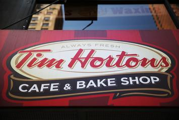 Disgruntled Woman Poops On Tim Hortons Floor, Throws It At Cashier