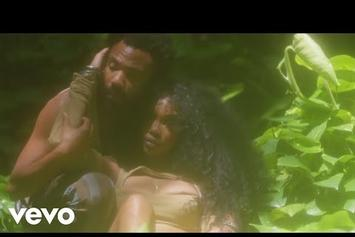 """SZA & Donald Glover Star In Video For """"Garden (Say It Like Dat)"""""""