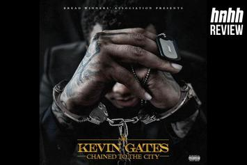 """Kevin Gates' """"Chained To The City"""" Review"""