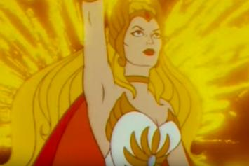 """Netflix Debuts First Look At """"She-Ra And The Princesses Of Power"""""""