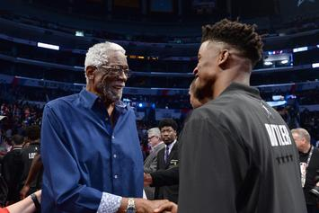Boston Celtics Legend Bill Russell Rushed To Hospital