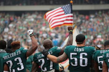 NFL Players Association Responds To New Anthem Policy