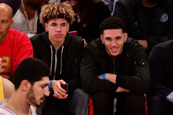 LiAngelo Ball Is Currently Being Scouted By 5 NBA Teams