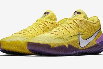 """Nike Kobe AD NXT 360 """"Lakers"""" Now Available: Purchase Links"""