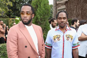 """Diddy Calls Pusha T's """"Daytona"""" A Modern Day Masterpiece"""" In Signed Letter"""
