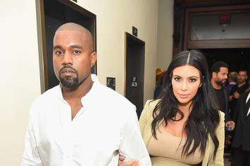 """Kanye West Shares One Of His """"Favorite Moments"""" With Kim Kardashian"""