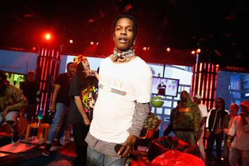 "A$AP Rocky Teases New Music Following ""Testing"" Release"