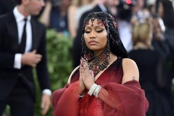 Nicki Minaj Inspires Her Fans To Be Queens With Message Of Self-Worth