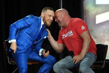 Dana White Confident Of Conor McGregor Vs. Khabib Nurmagomedov Title Fight