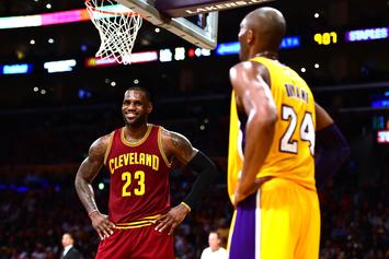 "Kobe Bryant Slyly Includes Himself In NBA GOAT Debate: ""Enjoy My 5"" Titles"