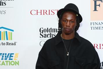 "Joey Bada$$ Teases Unreleased Music On ""The Amerikkkana Tour"" Vlog"